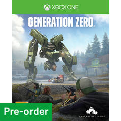 Generation Zero Xbox One Pre-Order Game
