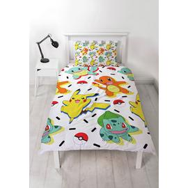 Pokemon Bedding Set - Single
