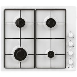 Candy CHW6LWW Gas Hob - White