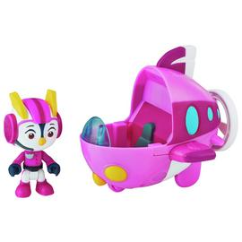 Top Wing Penny Figure and Vehicle Playset
