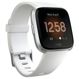Fitbit Versa Lite Smart Watch - White
