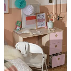 Argos Home Camden 3 Drawer Desk