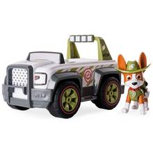 PAW Patrol Tracker's Jungle Cruiser Pup & Vehicle