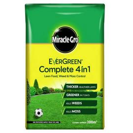 Miracle-Gro Evergreen Complete Lawn Feed Weed and Moss 7kg
