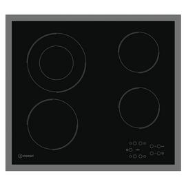 Indesit RI261X Ceramic Electric Hob - Black