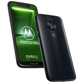 SIM Free Motorola G7 Play 32GB Mobile Phone - Indigo