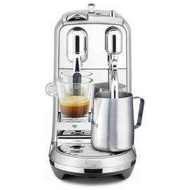 Sage Nespresso Creatista Plus Pod Coffee Machine - St Steel