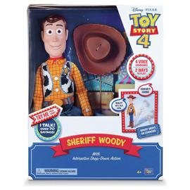 Disney Toy Story 4 Interactive Woody