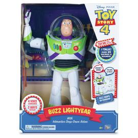 Disney Toy Story 4 Interactive Buzz Lightyear