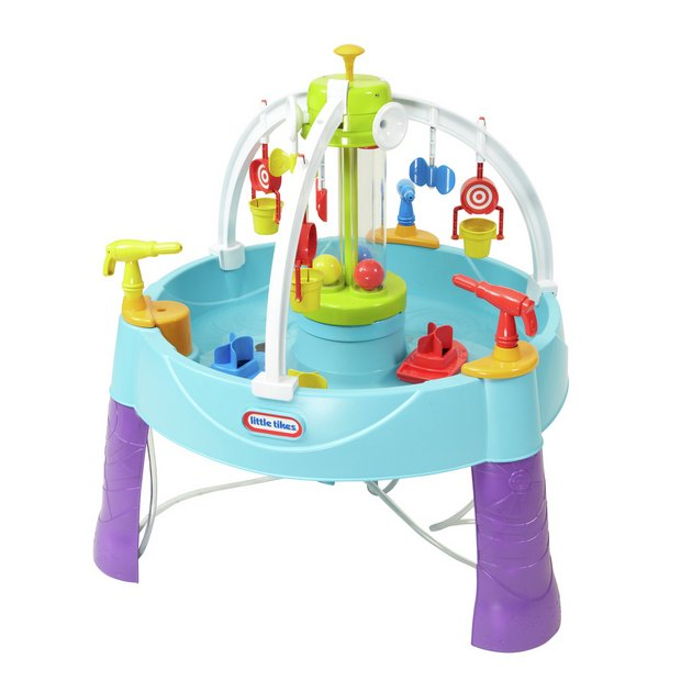 Buy Little Tikes Fun Zone Battle Splash Water Table Sand And Water Tables Argos