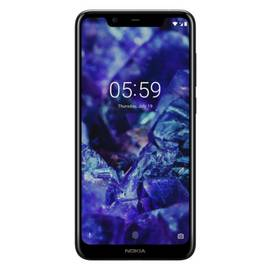 SIM Free Nokia 5.1 Plus 32GB Mobile Phone - Black