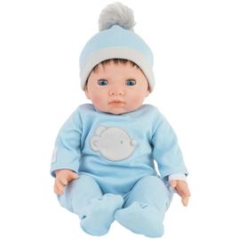 Chad Valley Tiny Treasures Doll with Blue Outfit
