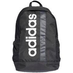 962f2ad0ec4 Adidas Linear Backpack - Black