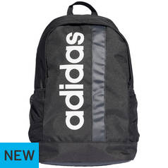 93e9ae6aee2e Adidas Linear Backpack - Black