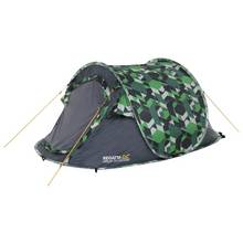 Regatta 2 Man Tropical Pop Up Tunnel Tent