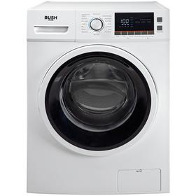 Bush WMNBX714W 7KG 1400 Spin Washing Machine - White Best Price, Cheapest Prices