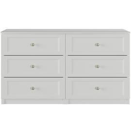 One-Call Bexley 3+3 Drawer Chest of Drawers