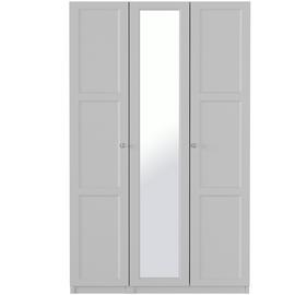 One-Call Bexley 3 Door Mirrored Wardrobe