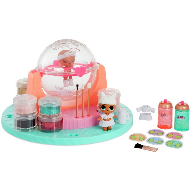 Buy Lol Surprise Diy Glitter Factory Doll Accessories Argos