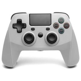 Snakebyte Game:Pad 4S Wireless PS4 Controller - Grey