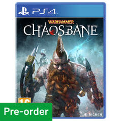 Warhammer Chaosbane PS4 Pre-Order Game