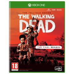 The Walking Dead Season 4 Xbox One Pre-Order Game