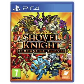 Shovel Knight: Treasure Trove PS4 Pre-Order Game