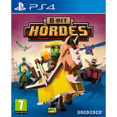 8-Bit Hordes PS4 Game