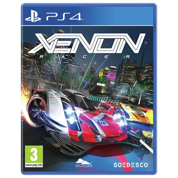 Buy Xenon Racer Ps4 Game Ps4 Games Argos