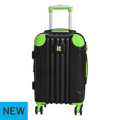 IT Luggage 8 Wheel Hard Suitcase