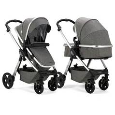 Baby Elegance Venti 2-in-1 Pushchair by Rosie - Grey