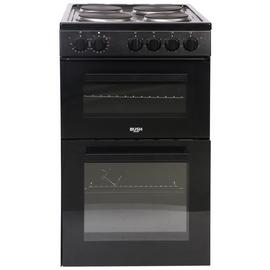 Bush BETAW50B 50cm Twin Cavity Electric Cooker - Black