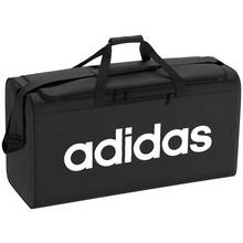 Adidas Large Duffle Bag - Black