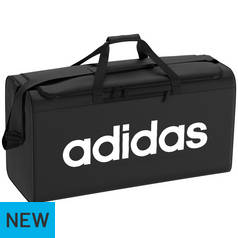 114c85b25b Adidas Large Duffle Bag - Black