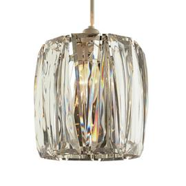 Argos Home Natasha Clear Pendant Shade