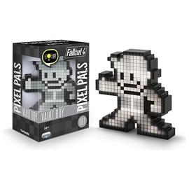 Pixel Pals: Fallout Light-Up Figure -Black & White Vault Boy