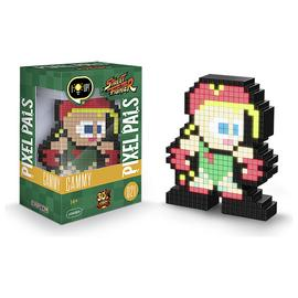 Pixel Pals: Street Fighter Light-Up Figure - Cammy