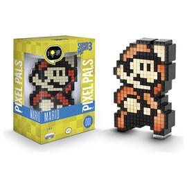 Pixel Pals: Super Mario Light-Up Figure - Mario