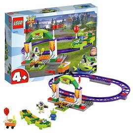 LEGO Toy Story 4 Rollercoaster Playset - 10771