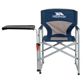 Trespass Chair with Swivel Side Table