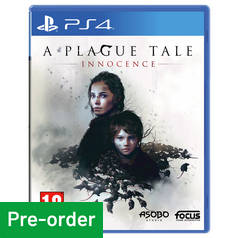 A Plague Tale: Innocence PS4 Pre-Order Game