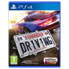 Dangerous Driving PS4 Pre-Order Game
