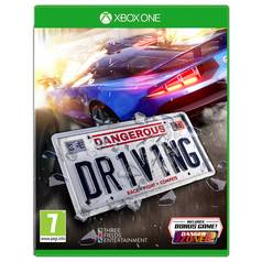 Dangerous Driving Xbox One Pre-Order Game