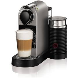 Krups Nespresso Citiz Pod Coffee Machine - Titanium