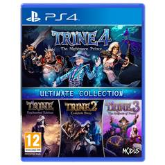 Trine: The Ultimate Collection PS4 Pre-Order Game