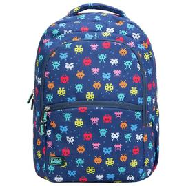 Soda Squad Invaders 22L Backpack - Blue