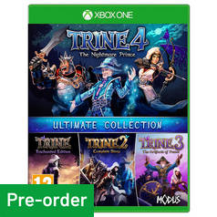 Trine: The Ultimate Collection Xbox One Pre-Order Game