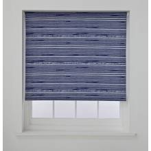 Argos Home Ticking Stripe Roller Blind