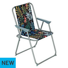 Argos Home Picnic Chair - Rainforest