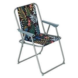 Argos Home Metal Folding Picnic Chair - Rainforest